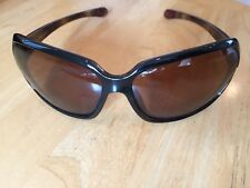OPTIC NERVE SPICER Sunglasses, 2Tone BLACK, Wrap-Around, Women