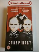 Conspiracy (Kenneth Branagh) VHS Video Retro, Supplied by Gaming Squad