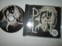 Depeche Mode Songs Of Faith And Devotion Live. Ferret & Spanner Promo CD Album