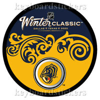 2020 NHL Winter Classic Hockey Souvenir Puck Nashville Predators - NEW