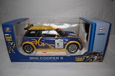 Mini Cooper S Race Car Radio Controlled Car