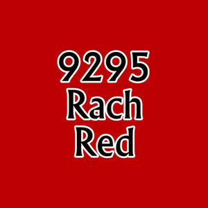 09295 RACH RED - 0.5 oz Dropper Reaper Master Series Paints