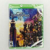 Kingdom Hearts III 3 - Xbox One - XB1 - Brand New  Factory Sealed Free Shipping