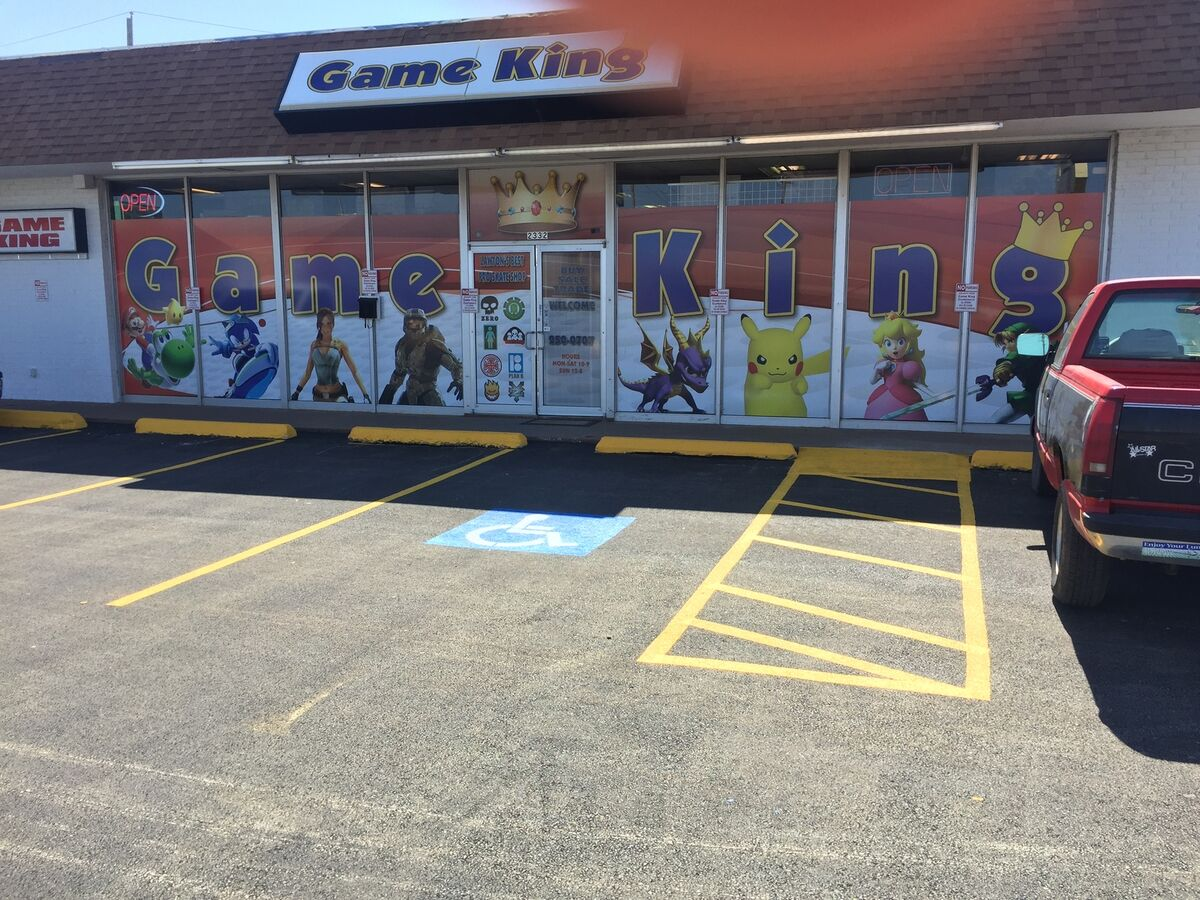 Game King Outlet