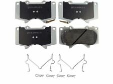 For 2000-2006 Toyota Tundra Disc Brake Pad and Hardware Kit Front 39563MQ 2001