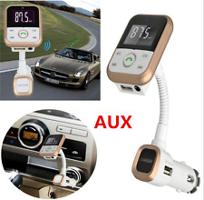 Wireless Bluetooth FM Transmitter MP3 Player SD USB Mobile Phone Charger Car Kit