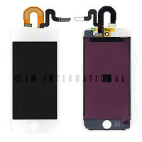 White iPod 5th Gen LCD & Touch Screen Assembly Frame Digitizer Repair Part USA