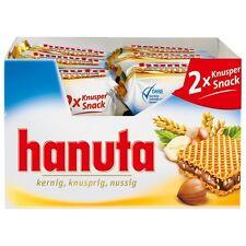 18 Double-Waffles x Ferrero Hanuta Hazelnut-Chocolate-Waffle 792g / 1.74lbs