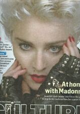 MADONNA interview RUFUS SEWELL  UKmag ONE DAY ISSUE 2009