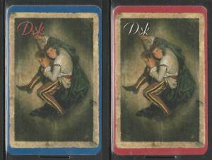 Jokers Pair, Single Cards, Lot No. 939