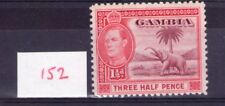Grenada George VI 1938 SG152 brown-lake and bright carmine L/hinged. Cat £250.