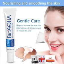 BIOAQUA Face Acne Treatment Cream Anti Acne Scars Removal Gel Stretch Marks UK