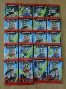 Lego ninjago™ Series 5 Trading Card Game 20 Booster 100 Cards Trading Cards