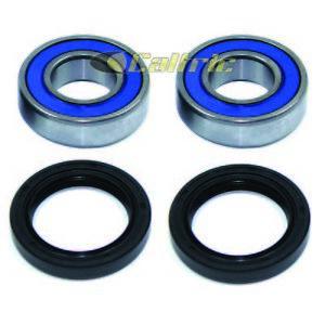 Front Wheel Ball Bearing Seal Kit for Kawasaki VN1500 Vulcan 1500 Classic 96-05