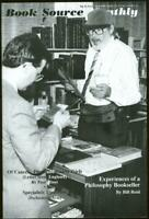 Book Source Monthly Magazine April 1996 Experiences of a Philosophy Bookseller