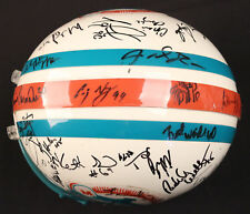 1993 Miami Dolphins Team Signed Authentic Full Size Helmet Dan Marino Beckett