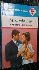 Maddie's Love-Child Miranda Lee  Vintage Mills & Boon 0733506410