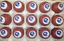 (15) New York Giants National Football League Nfl Logo Golf Balls