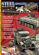 Steelmaster 91 rad - & chaînes véhicules d'hier & aujourd'hui dans l'original & modèle