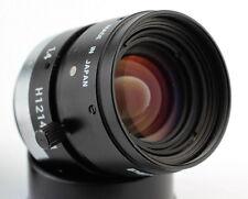 Pentax 12 12 mm Objectif f/1.4 C-Mount H1214-M pour Blackmagic GH2 GH3 GH4 BMPCC Bolex
