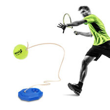 Tennis Training Tool Selfstudy Practice Rebound Ball Baseboard Exercise Trainer