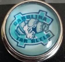 University of North Carolina, style # 1, 18 mm,snap button USA Seller