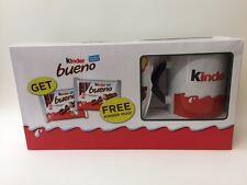 "KINDER Surprise ""K 'iconica Tazza Caffè/Tè Coppa LTD EDITION BOX MALESIA 2017 RARA"