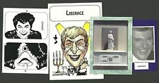 Liberace CARDS! Fab Card Collection B