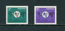 I.T.U. - Albania   - 1965 set of 2 -(SC 814-5)-MNH-C659