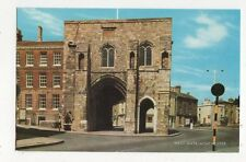 West Gate Winchester Hampshire Postcard 232a