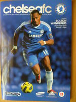 2010/11 Premier League CHELSEA v BOLTON WANDERERS 29 December, 2011