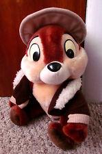 "CHIP & DALE plush doll Rescue Rangers DISNEY vtg 10"" rare Disneyland exclusive"