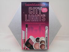 BARE ESCENTUALS bareMinerals * CITY LIGHTS * Clear Radiance Blush Moxie Mascara