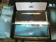 MONTBLANC 165SP STERLING SILVER 0.7mm PINSTRIPE  PENCIL NEW IN BOX