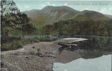 Postcard Scotland Stirling Loch Katrine Silver Strand Valentines Series 1905-20