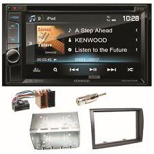 Kenwood DDX-4017DAB Bluetooth DAB+ DVD MP3 Einbauset für Fiat Ducato Boxer Jumpe