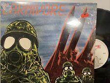Carnivore – Retaliation LP 1987 Roadracer Records – RR 9597 EX/EX In OG Shrink