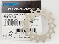 Shimano Dura Ace Ultegra CS-7800 CS-7900 CS-6600/6700 15T Sprocket Wheel Cog