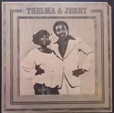 THELMA HOUSTON & JERRY BUTLER - THELMA & JERRY ORIG. US PR MOTOWN '77 DISCO SOUL