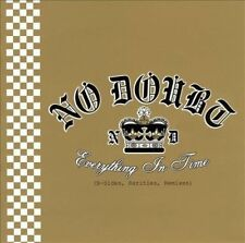 Everything in Time: B-Sides, Rarities, Remixes by No Doubt, CD