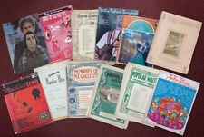 Vintage Pop Rock Country Songbooks Sheet Music Lot-Simon-Garfunkel