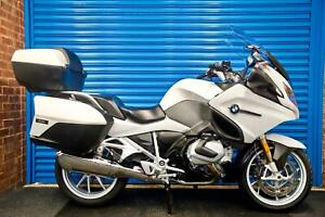 2019 BMW R1250 RT LE WHITE -BMW TOP BOX & SAT NAV -JUST SERVICED -FREE DELIVERY