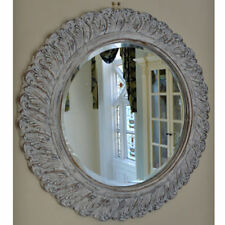Resin Round Wall-mounted Decorative Mirrors
