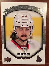 2015/16 UD Series 1 Hockey UD Portraits Erik Karlsson P-16