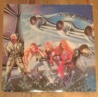 Gillan – Future Shock Vinyl LP Album 33rpm 1981 Virgin – V2196