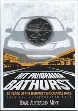 **2013 Australian 50 Years of Bathurst 50cent UNC**
