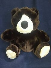Snuggie Toy BROWN BEAR Puppet DGE Corp 2000
