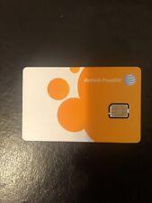 At&T Oem 4g Lte Sim Card Unactivate