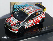 FORD FIESTA RS WRC #21 PROKOP RALLY MONTE CARLO 2012 1/43 IXO RAM499
