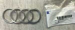 4 Pack Chevrolet GMC SUV Truck OEM Front Differential Lock Nut Adjuster 23484390